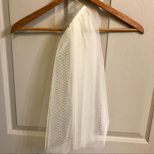Accessories - NWT | Ivory Mid Size Wedding Veil